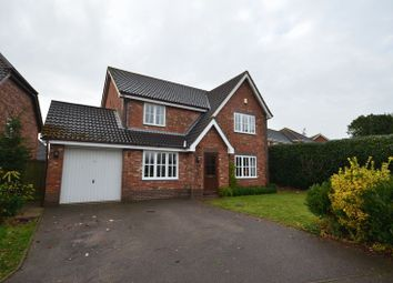 Thumbnail 4 bed detached house for sale in Culverin Close, Thorpe St. Andrew, Norwich