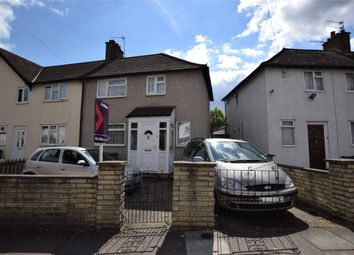 Thumbnail 3 bed end terrace house for sale in Orchard Avenue, Mitcham, Surrey