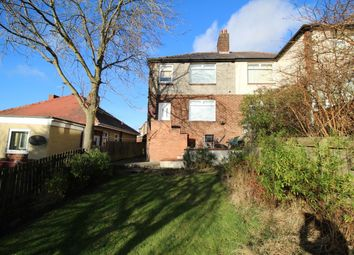Thumbnail 2 bed semi-detached house for sale in Newstead Rise, Consett