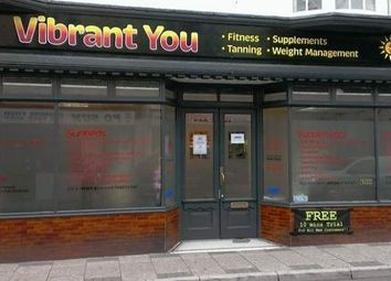 Thumbnail Retail premises for sale in Park Street, Weymouth