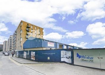 Thumbnail 1 bedroom flat for sale in Town Quay Wharf, Abbey Road, Barking