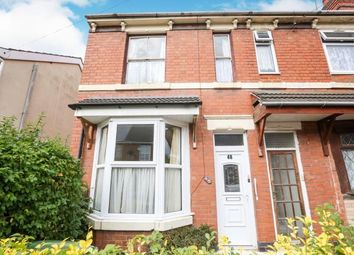 Thumbnail 2 bed terraced house for sale in Milton Road, Fallings Park, Wolverhampton, West Midlands
