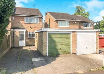 Thumbnail 2 bed semi-detached house for sale in Sunnyside, Oadby, Leicester