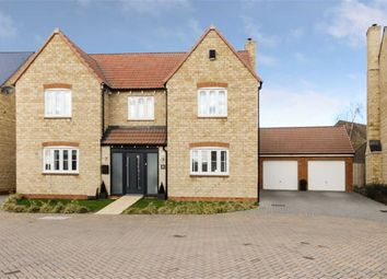 Thumbnail 4 bedroom detached house for sale in Battlewell, Purton, Wiltshire
