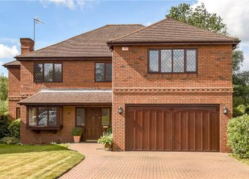Thumbnail 5 bedroom detached house for sale in Belfry Mews, Lych Gate Close, Sandhurst