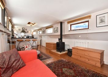 Thumbnail 1 bedroom houseboat for sale in Blackwall Basin, Docklands