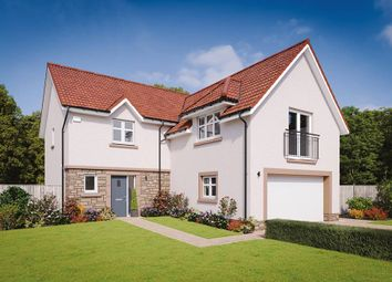 "Thumbnail 5 bed detached house for sale in ""The Dewar"" at Evie Wynd, Newton Mearns, Glasgow"