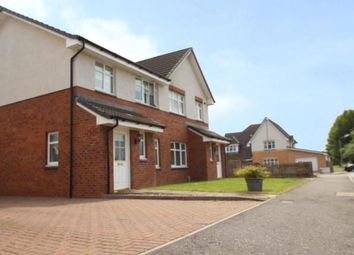 Thumbnail 3 bed semi-detached house for sale in Lochend Avenue, Gartcosh, Glasgow, North Lanarkshire