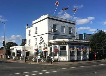 Thumbnail Pub/bar for sale in London Road, Swanscombe