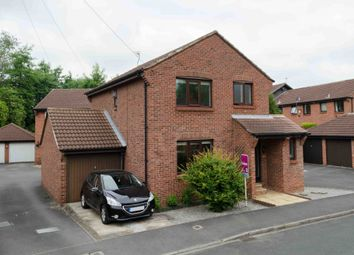 Thumbnail 3 bed detached house to rent in Weddall Close, York