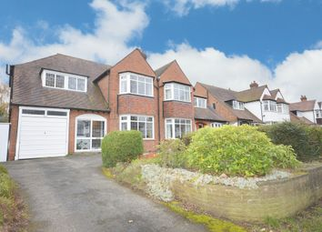 Thumbnail 4 bed semi-detached house for sale in Shirley Road, Hall Green, Birmingham