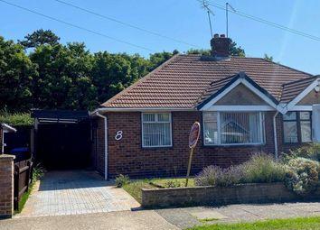 Thumbnail 2 bed semi-detached bungalow for sale in Coppice Drive, Parklands, Northampton