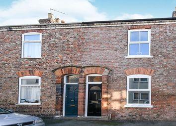 Thumbnail 2 bedroom terraced house for sale in Arthur Street, York