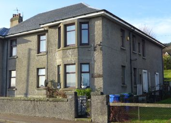 Thumbnail 3 bed flat for sale in 11 Chalmers Street, Ardrishaig