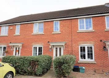 Thumbnail 3 bed town house for sale in Robin Close, Selby