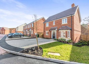 Thumbnail 3 bedroom detached house for sale in Kiln Crescent, Gregorys Bank, Worcester, Worcestershire