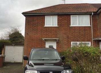 Thumbnail 3 bed end terrace house for sale in Hazelwood Road, Corby
