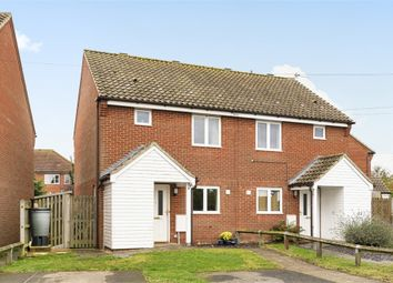 Thumbnail 2 bed semi-detached house for sale in New Road, Reedham, Norfolk