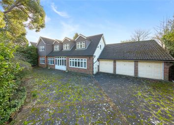 Thumbnail 4 bed detached house for sale in Ernest Road, Emerson Park