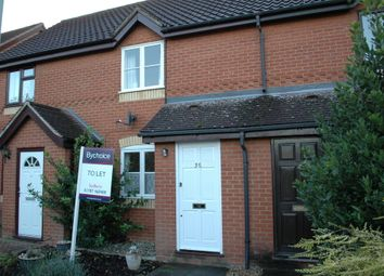 Thumbnail 2 bedroom terraced house to rent in Golding Way, Glemsford, Sudbury