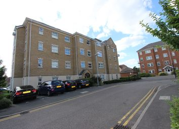Thumbnail 2 bed flat to rent in Crispin Way, Uxbridge