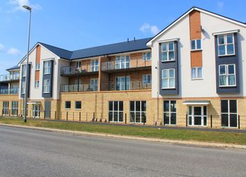 Thumbnail 2 bed flat for sale in Whitney Crescent, Haywood Village, Weston-Super-Mare