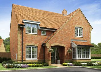 """Thumbnail 4 bed detached house for sale in """"The Welford - Plot 98"""" at Wantage Road, Didcot"""