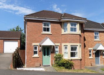 Thumbnail 4 bed detached house for sale in Underwood Place, Brackla, Bridgend.