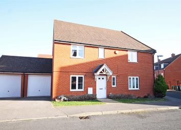 Thumbnail 3 bed semi-detached house for sale in Red Admiral Street, Aylesbury