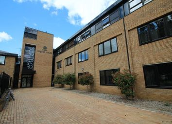 Thumbnail 1 bed flat for sale in Anglian House, Huntingdon, Cambridgeshire.