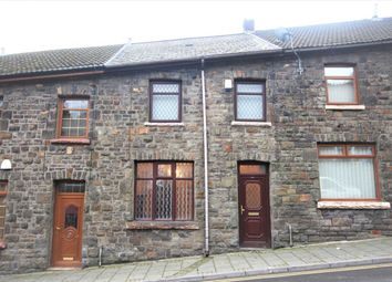 Thumbnail 3 bed terraced house for sale in Wern Street, Clydach Vale, Tonypandy