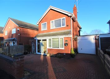 3 bed detached house for sale in Old Mold Road, Gwersyllt, Wrexham LL11