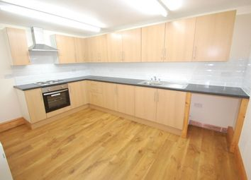 Thumbnail 1 bed flat to rent in Waterloo Street, Burton Upon Trent, Staffordshire