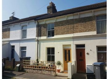 Thumbnail 2 bed terraced house for sale in Clarendon Street, Dover