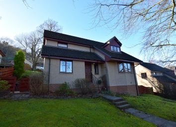 Thumbnail 3 bed detached house for sale in Barr Road, Galashiels