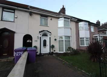3 bed terraced house for sale in Queens Drive, Walton, Liverpool L4