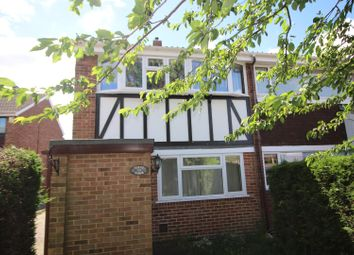 Thumbnail 3 bed semi-detached house for sale in South Drive, Newhall, Swadlincote