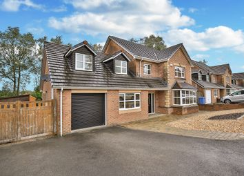 Thumbnail 5 bed detached house for sale in Gorsaf Y Glowr, Pontarddulais, Swansea