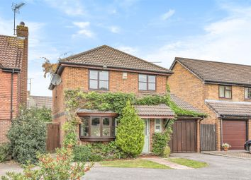 Thumbnail 4 bed detached house for sale in Woodward Close, Winnersh, Berkshire