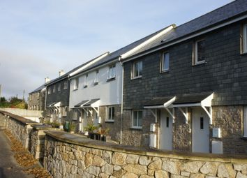 Thumbnail 2 bedroom terraced house to rent in Longstone Hill, Carbis Bay, St. Ives