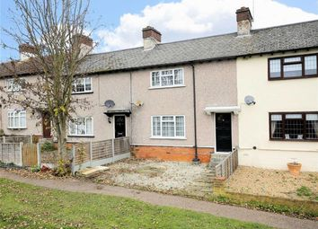 Thumbnail 2 bed terraced house for sale in York Road, North Weald, Epping