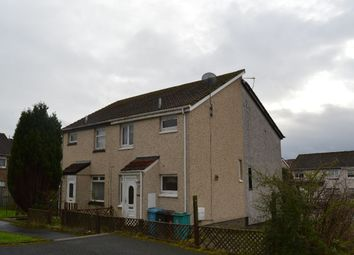 Thumbnail 1 bedroom terraced house for sale in Lauder Gardens, Carnbroe, Coatbridge