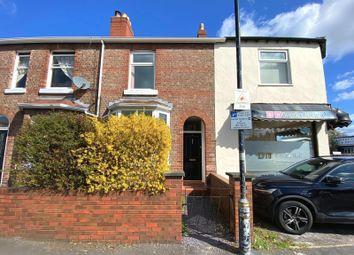 Thumbnail 2 bed terraced house for sale in Stamford Park Road, Altrincham