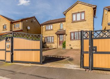 Thumbnail 4 bed detached house for sale in Manor Park Gardens, Cleckheaton