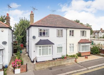 Thumbnail 2 bedroom maisonette for sale in Maldon Road, Southend-On-Sea