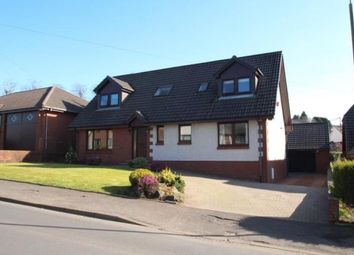Thumbnail 4 bed detached house for sale in Cutstraw Road, Stewarton, Kilmarnock, East Ayrshire