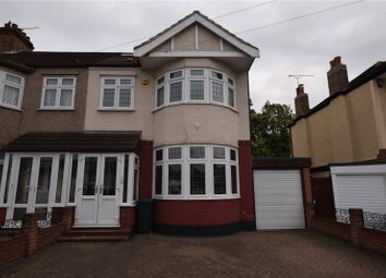 Thumbnail 4 bed end terrace house for sale in Parkside Avenue, Romford