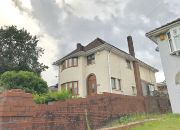 Thumbnail 5 bed detached house for sale in Vicarage Road, Morriston, Swansea