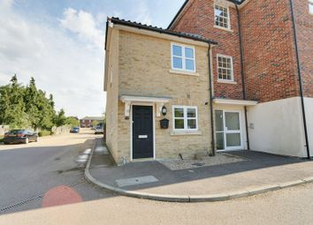 Thumbnail 2 bed terraced house for sale in Darbys Yard, Sutton, Ely