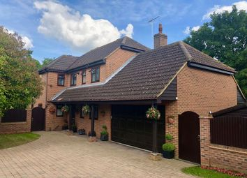4 bed detached house for sale in St. Davids Road, Hextable, Swanley BR8
